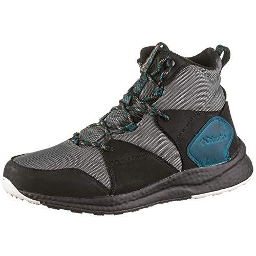 Columbia mens Sh/Ft Outdry Snow Boot, Titanium Ii/Caramel, 7.5 US