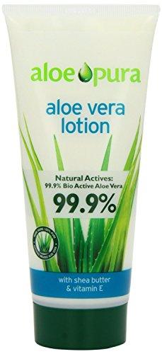 Aloe Pura Aloe Vera Organic Lotion 200ml