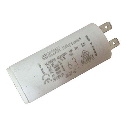 Condensatore permanente motore a terminale 6.3µf