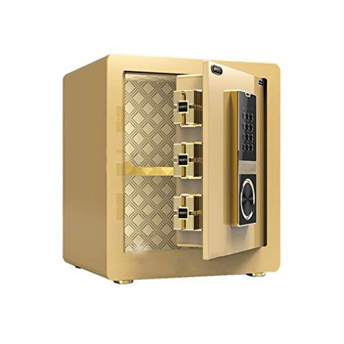 Y-BXX Caja Fuerte camufladas Armario, contraseña de Huellas Dactilares Cajas de Pared antirrobo de Oficina con Mango Invisible Divisor extraíble Cajas Fuertes de Seguridad