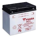 BATTERIA YUASA 52515 12V/25AH - FORNITA SENZA ACIDO