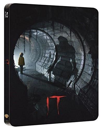 It (2017) - Limited Edition Steelbook Blu-ray (Includes Digital UV Copy) [Region Free]