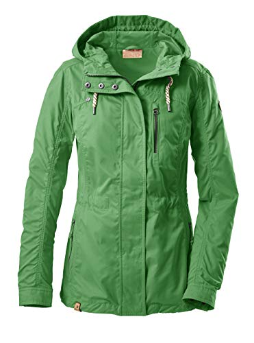 G.I.G.A. DX Damen Jacke/ Übergangsjacke mit Kapuze Helder WMN JCKT B, apfel, 46, 36747-000