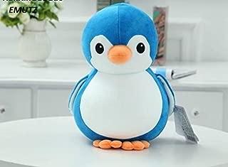 Emutz Soft Toys Penguin for Kids Color Blue Size 30 cm