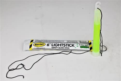 MayDay Rapid rise L88IM-50 12 HOUR LIGHT -GREEN- PACK STICKS 50 OF Selling rankings