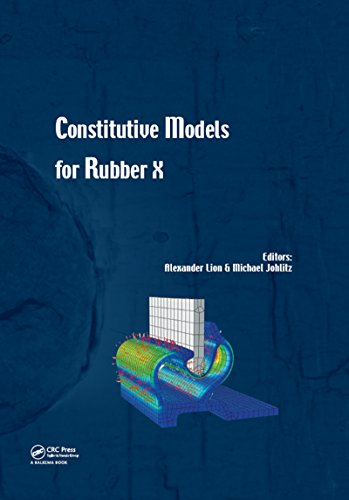 Constitutive Models for Rubber X: Proceedings of the European Conference on Constitutive Models for Rubbers X (Munich, Germany, 28-31 August 2017) (English Edition)