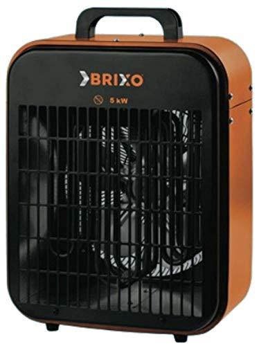 Elettrosicaldatore generatore aria calda Brixo Fan 2000 W termoventilatore