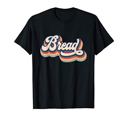 Retro Vintage Bread - Baking Lover Baker - Baking Gift T-Shirt