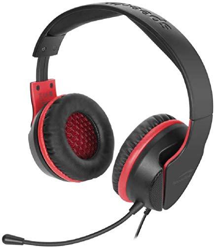 Speedlink HADOW Gaming Headset - Gaming-Headset für die PlayStation 4 - Anschluss an Controller, schwarz