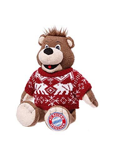 FC Bayern München Berni 35cm - Weihnachtspulli,