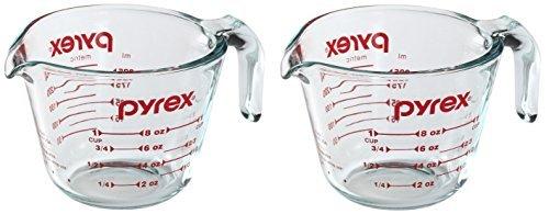 Pyrex Prepware - Taza de desayuno con diseño de Red Graphics by Pyrex