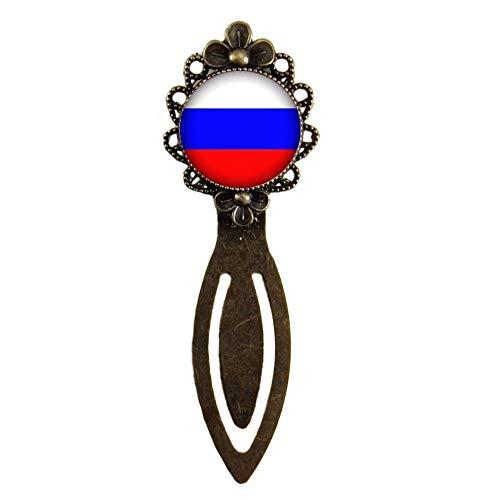 Xubu Bladwijzers voor Lezen Liefhebbers,Russische Vlag Bladwijzers,Nationale Vlag Bladwijzers