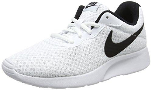 Nike Schnürschuhe Tanjun schwarz 44
