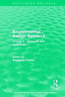 Environmental Design Research: Volume two symposia and workshops