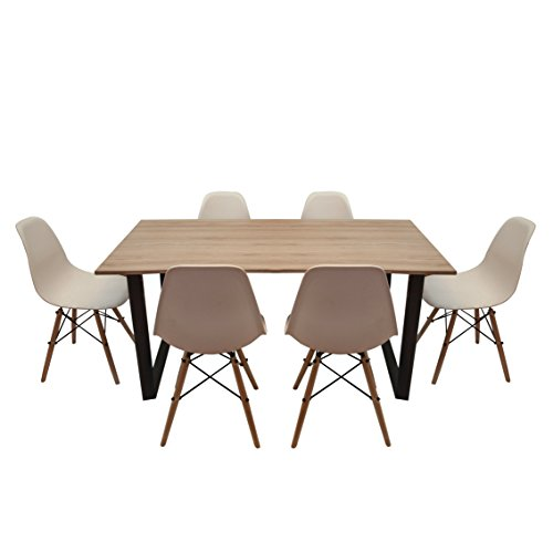 mesa 6 personas de la marca CASA FERRO