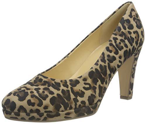 Gabor Shoes Damen 31.270.32 Pumpe, Natur, 39 EU