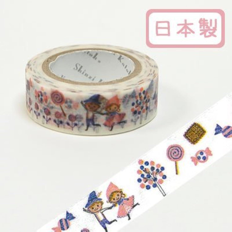 SEAL-DO Shinzi Katoh Washi Masking Tape, 15mm x 10m, Hensel & Gretel (ks-mt-10037) by SEAL-DO B01IQF8OGM | Modernes Design