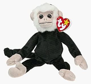 5Star-TD Mooch The Capuchin/White Face Monkey Beanie Baby (Retired)