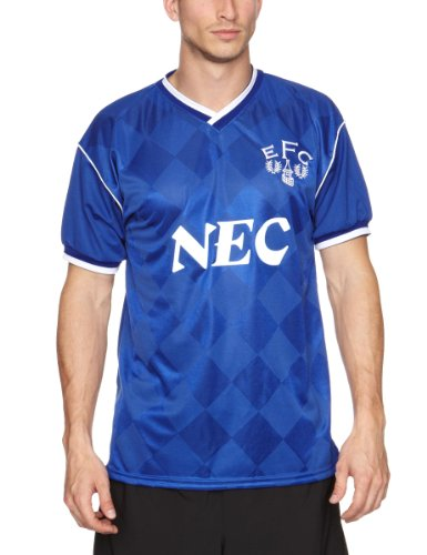 Score Draw Shirt, Everton 1987 Medium blau