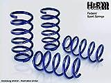 Muelles H&R compatibles con BMW Serie 6 Gran Coupé F06 4WD 640i/650i/640d año de fabricación 12-30/15 mm