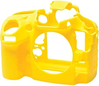 easyCover Silicone Protection Cover for Nikon D810, Yellow