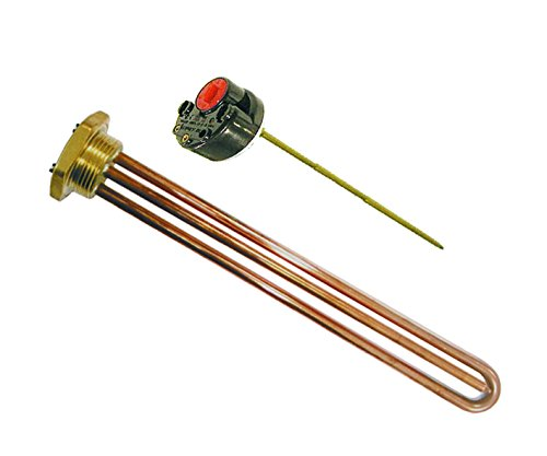 Kippen 5024C - Kit de resistencia y termostato (1200 W