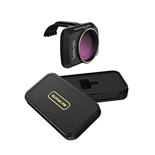 MCUV/CPL/ND4-PL/ND8-PL/ND16-PL/ND32-PL Kamera Linsenfilter optisches Glas Schutzfilter Mehrfach beschichtet Optix Premium Filter Dichtefilter Kamerazubehör Kompatibel mit DJI Mavic Mini Drone