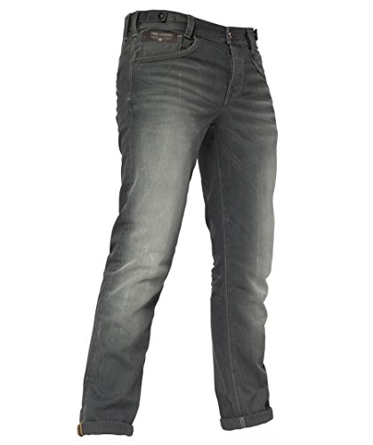 PME Legend Jeans Skyhawk dark grey denim, Größe:W29 L32