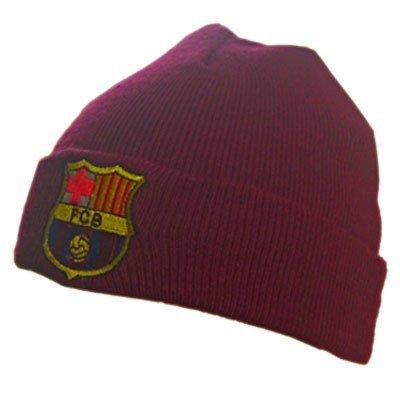 Barcelona f.c. bonnet de ski