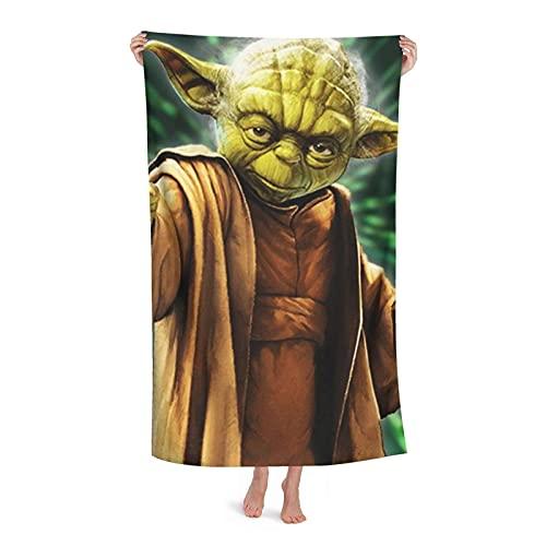 Toallas de baño de playa Star Galaxy Wars Toalla de baño de microfibra de secado rápido, toalla de gimnasio suave súper absorbente toalla grande para niños adultos viajes natación camping Yoga-2