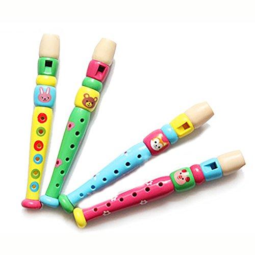 houzhi Liang - Juguetes Musicales educativos, Juguetes para Bebés y Niños, Ideal como Regalo de Navidad, Color al Azar, 1 Unidad