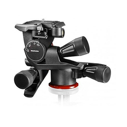 Manfrotto MHXPRO-3WG Geared 3-Way Pan/Tilt Head , Black