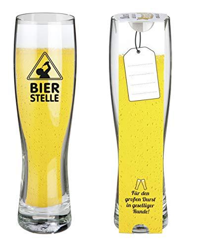 G.i.l.d.e bierglas bierplaats inhoud 500 ml