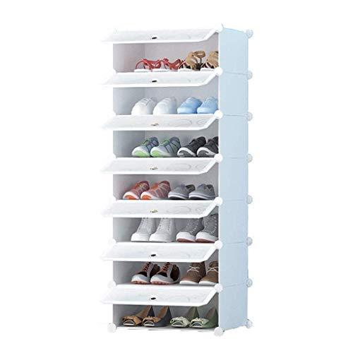 Diaod Simple Zapatero, Zapatos de plástico Gabinete Moderna Simple Pasillo Principal del Zapato Gabinete de Almacenamiento