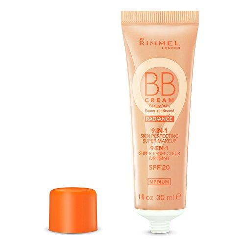 Rimmel Wake Me Up BB Cream Radiance LSF15 30ml - Medium