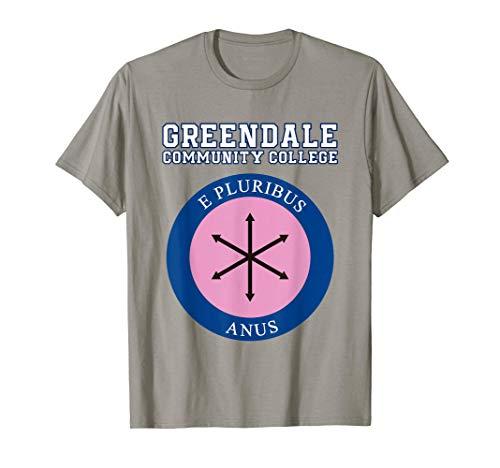 E Pluribus anus Camiseta