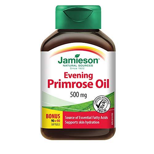 Jamieson 13046 Olio di Enotera 180 Perle, 160 G