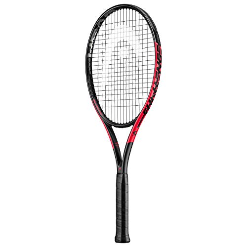 HEAD Challenge PRO, Racchette da Tennis Unisex Adulto, Rosso, 3