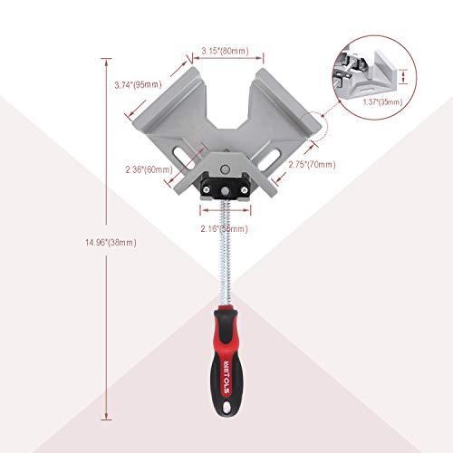 Product Image 3: WETOLS Angle Corner Clamp