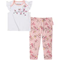 Calvin Klein Baby Girls' 2 Pieces Pants Set