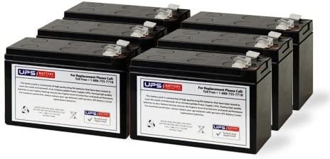 Toshiba 1500VA UPS System Replacement Battery Set