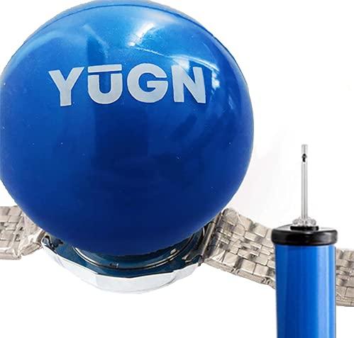 YUGN® Watch Ball Uhröffner und Kugelpumpe Für Den Austausch Von Uhrenbatterien - Uhrenwerkzeug und Uhren Gehäuseöffner Zum Selbstwechseln Der Uhrenbatterie - Robuster Gummi und 7 cm Durchmesser