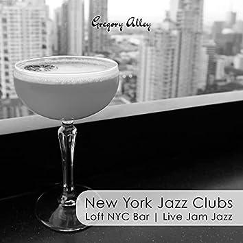 New York Jazz Clubs: Loft NYC Bar, Live Jam Jazz