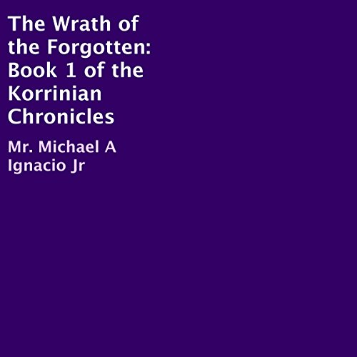 The Wrath of the Forgotten audiobook cover art