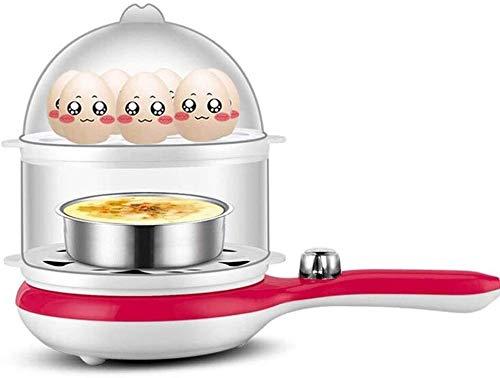 Whss huevo caldera eléctrica Vaporera de huevos, olla de huevos, vaporera de...