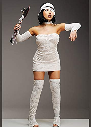 100% autentico Disfraz Lindo de la mamá de Egyptain Egyptain Egyptain de Las señoras Halloween Medium (UK 12-14)  mejor reputación