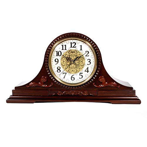 zvcv Reloj De Sobremesa Reloj De Escritorio, Onda Eléctrica, Sala De Estar,...