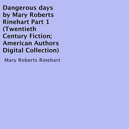 Dangerous Days Titelbild