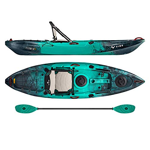 Vibe Kayaks Yellowfin 100 Fishing Kayak