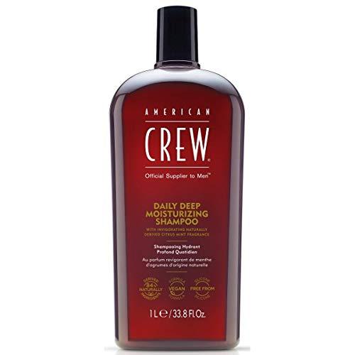 American Crew Champú hidratante profundo diario 1000ml